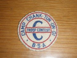 1948(pre) Camp Chank-tun-un-gi Troop Contest Felt Patch with C.jpg